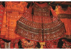 Kutch Embroidery, Gujarat, Art & Culture