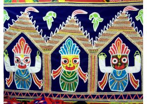 Pipli Art, Orissa, Art & Culture