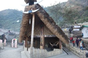 Traditional Morung, Nagaland, Art & Culture