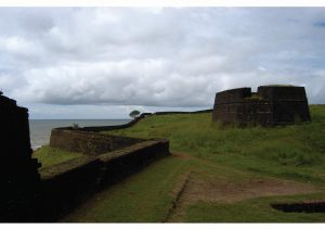 Bekal Fort, Kerala, South India