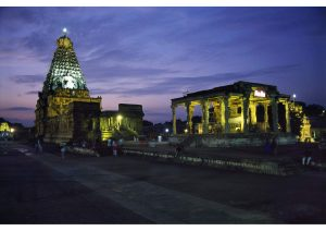 Brihadeshwara Temple, Thanjavur , World Heritage Sites