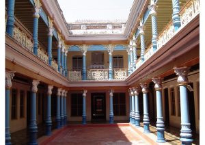 Chettinadu House, Tamil Nadu, South India