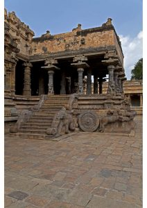 Darasuram, Tamilnadu, World Heritage Sites
