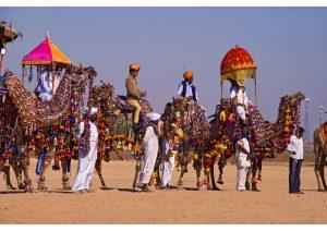 Desert Festival Jaisalmer Rajasthan, Art & Culture