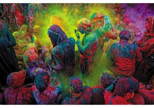 Holi, The Festival of Colors, Art & Culture