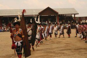 Hornbill Festival, Nagaland, Art & Culture