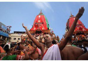 Jagannath Rath yatra, Puri, Art & Culture