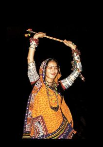 Navratri, Gujarat, Art & Culture