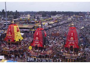 Rath yatra, Puri, Orissa, Art & Culture