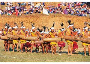 Festival Wangala, Meghalaya, Art & Culture