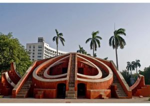 Jantar Mantar, Delhi, North India
