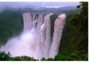 Jog Falls, Karnataka, South India