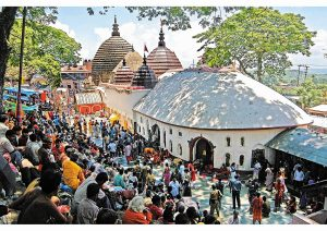 Kamakhya Temple, Assam, Eastern and North Eastern India