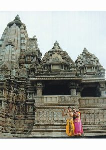 Khajuraho Temple, Khajuraho, Madhya Pradesh,World Heritage Sites