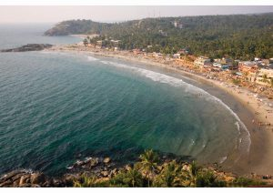Kovalam Beach, Kerala, Beaches