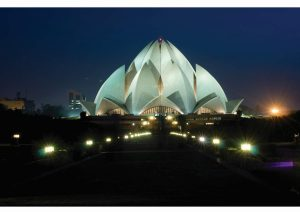 LotusTemple, Delhi, North India