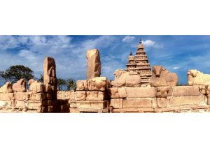 Mahabalipuram, Shore Temple, Tamil Nadu, World Heritage Sites