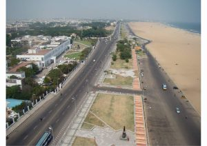 Marina Beach, Chennai, TamilNadu, South India
