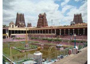 Meenakshi Temple,Madurai, Tamil Nadu, South India