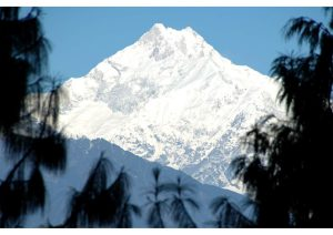 Mount Kanchenjunga- Darjeeling, Eastern and North Eastern India