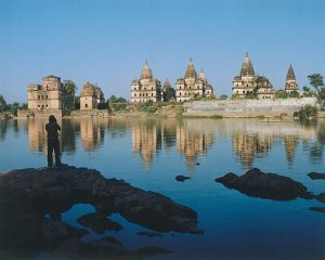 Orchha, Madhya Pradesh,North India