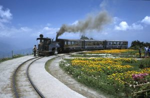Darjeeling Hill Railway, West Bengal, World Heritage Sites