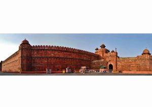 Red Fort, Delhi, North India