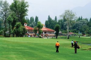 Royal Springs Golf Course, Srinagar, Jammu and Kashmir, North India