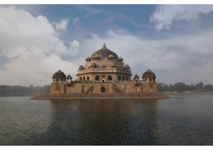 Sher Shah Suri's Tomb-Sasaram, Bihar, Eastern and North Eastern India