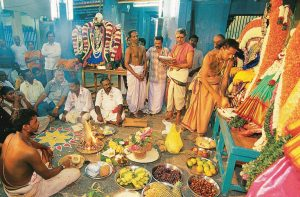 Temple Ceremony, Puducherry, Life