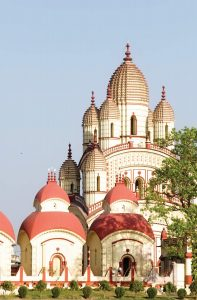 Kali Temple in Dakshineswar, Kolkata, Eastern and North Eastern India