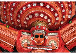 Theyyam Dance, Kerala, Art & Culture