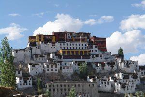 Thiksey Monastery, Ladakh, Budhism