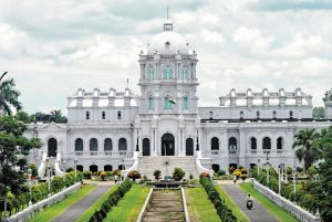 Ujjayanta Palace, Tripura, Eastern and North Eastern India