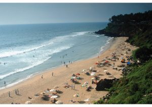 Varkala Beach, Kerala , Beaches