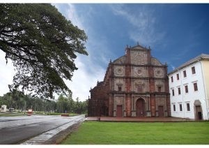 Velha Goa- St Francis Church, Goa, World Heritage Sites
