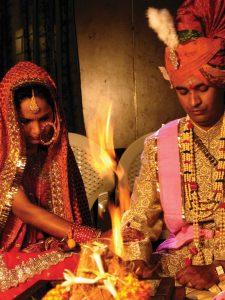 Wedding ritual, Life